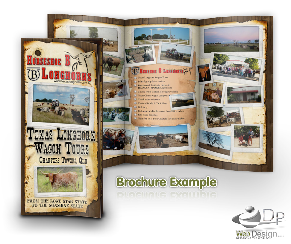 Brochures & Business Cards