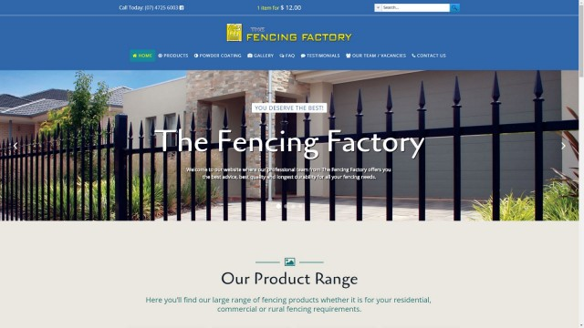 The Fencing Factory