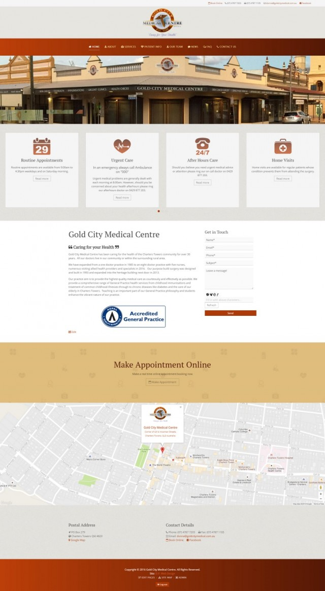 Gold City Medical Centre