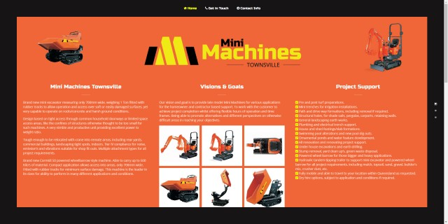 Mini Machines Townsville
