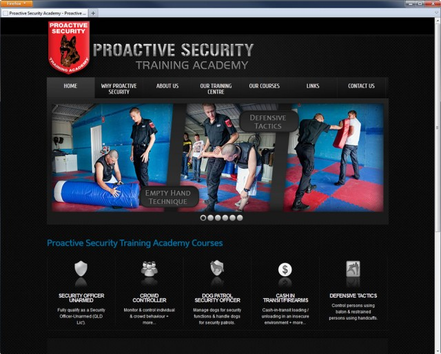 Proactive Security Training Academy